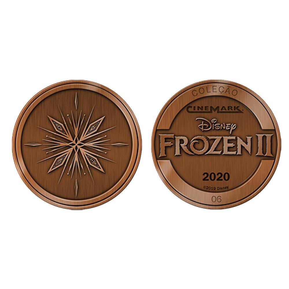 Moeda Frozen 2