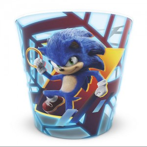 Balde de Pipoca Sonic