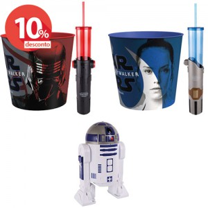 Kit Star Wars Premium