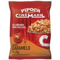 Pipoca Pronta Sabor Caramelo 75g  - Cinemark
