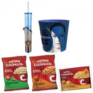 Kit Pipoca Jedi