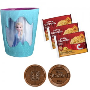 Kit Inverno Frozen